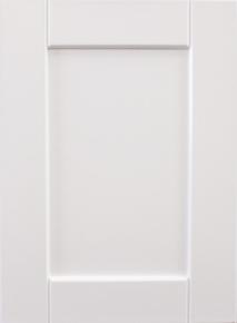 shown in Maple / Colour:  White Lacquer