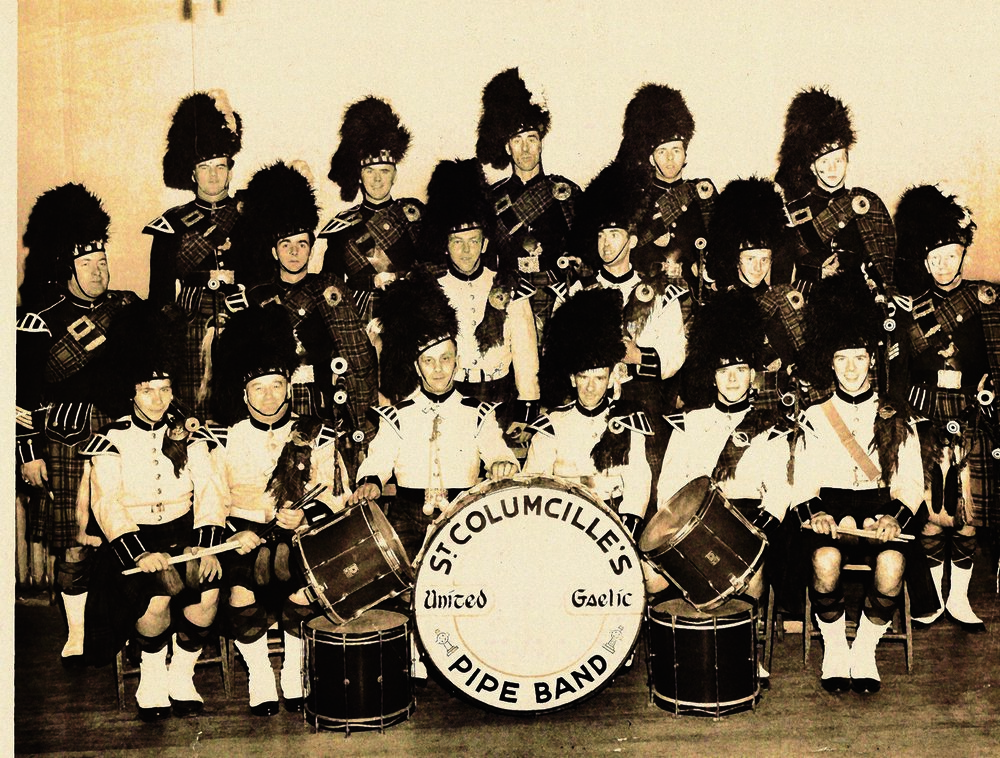 History of the Band - St. Columcille has been entertaining and serving the community since 1949.