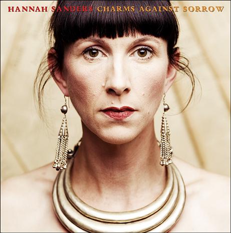 """Hannah Sander's """"Charms Against Sorrow"""" 2015. Photography & Design by Sid Ceaser"""