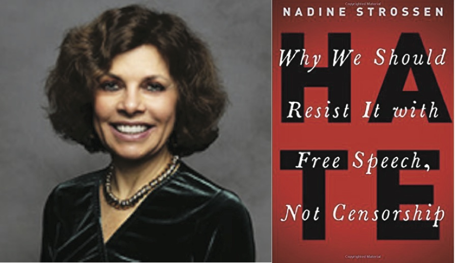 FREE SPEECH 13: Can Hate Speech Only Be Countered With More Speech? - With Professor Nadine Strossen, New York Law SchoolREAD MORE