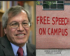 FREE SPEECH 23: There must be no middle ground on speech. - With Professor Erwin Chemerinsky, University of California at BerkeleyREAD MORE