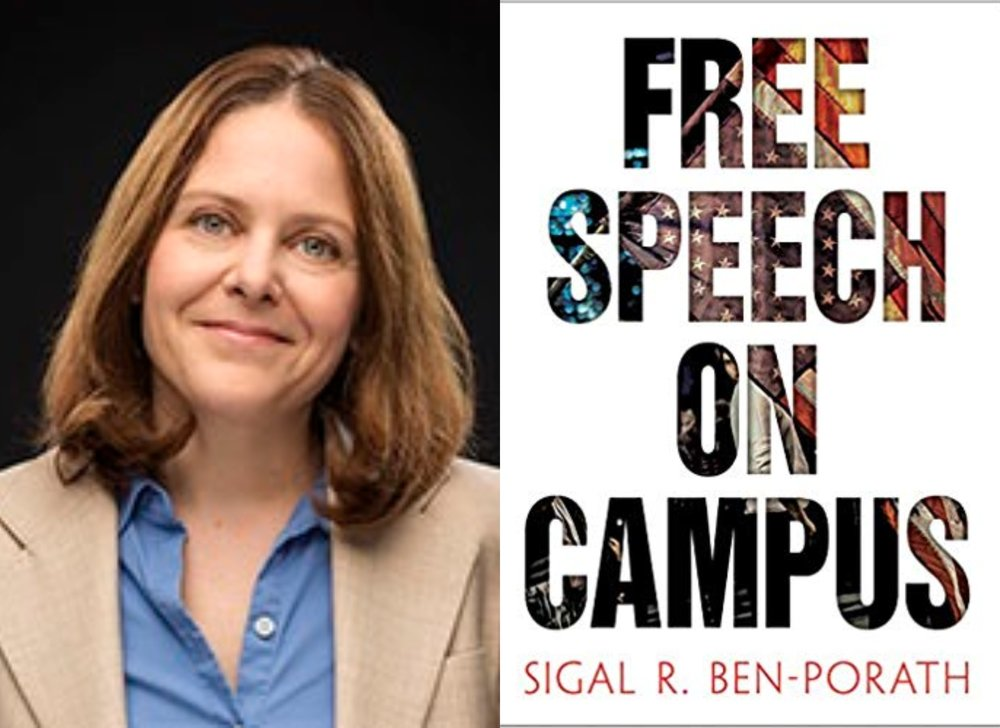 """FREE SPEECH 34: """"Inclusive Freedom"""" as a Way of Putting Free Speech into Practice, with Sigal Ben-Porath - With Professor Sigal Ben-Porath, University of PennsylvaniaREAD MORE"""