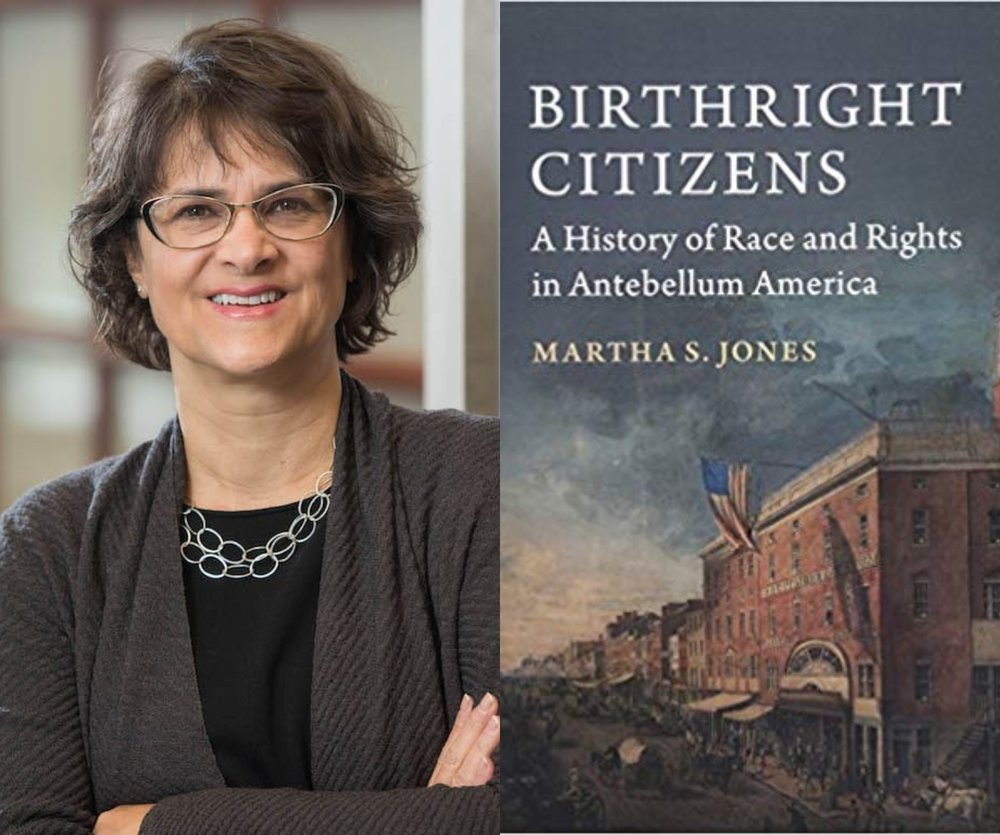 FREE SPEECH 39: The Recurring Debate Over Birthright Citizenship and the Fight for Equal Rights, with Martha Jones - With Professor Martha Jones, Johns Hopkins UniversityREAD MORE