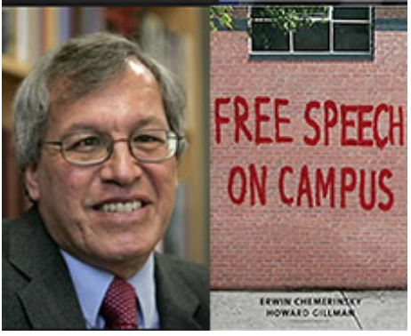 FREE SPEECH 23: There must be no middle ground on speech - With Professor Erwin Chemerinsky, University of California at Berkeley