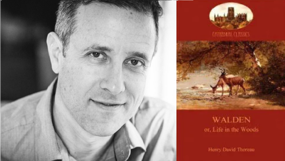 Great Books 8: Henry David Thoreau's Walden, with Benjamin Reiss -