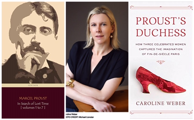 GREAT BOOKS 9: Marcel Proust's In Search of Lost Time, with Caroline Weber -