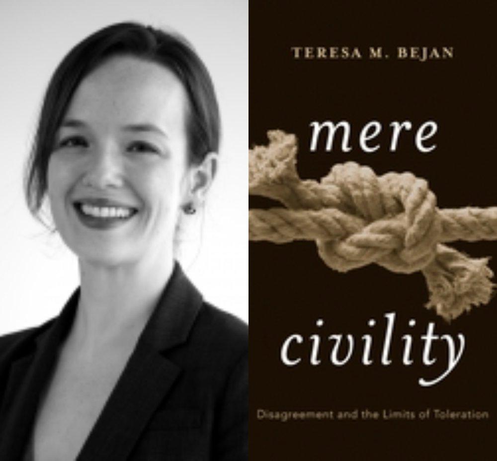 FREE SPEECH 31: When They Go Low, We Get…Civil? with Teresa Bejan - With Professor Teresa Bejan, Oxford UniversityREAD MORE