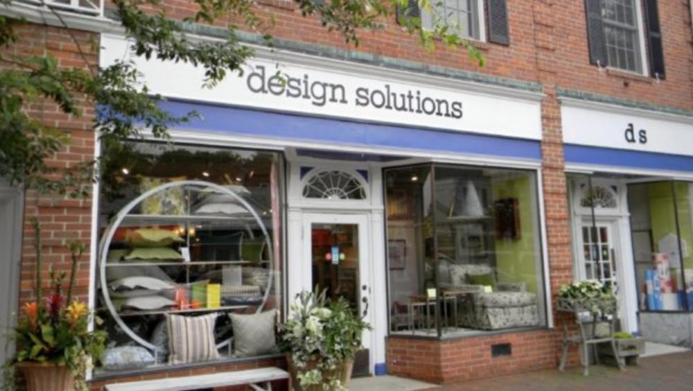 design solutions' original location, New Canaan