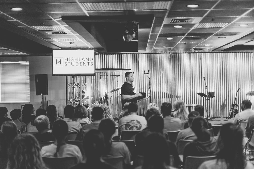 Dr. Rodney Shewbart - PHONE // 256.764.1392EMAIL // rodney.shewbart@highlandbaptist.comSOCIAL // Follow on Instagram & Facebook