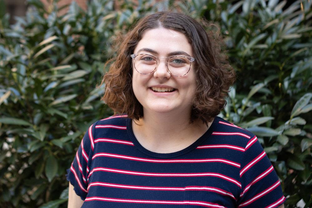 Juliana Kaplan, Features Editor