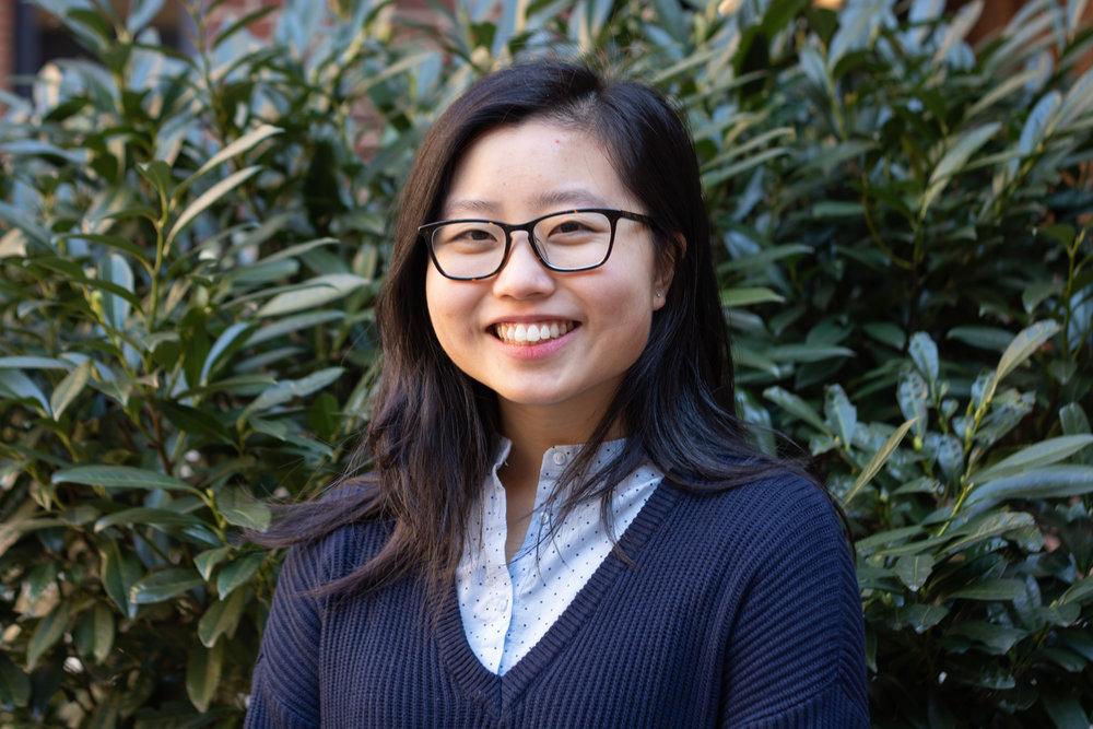 Lillian Zhang, Events Director