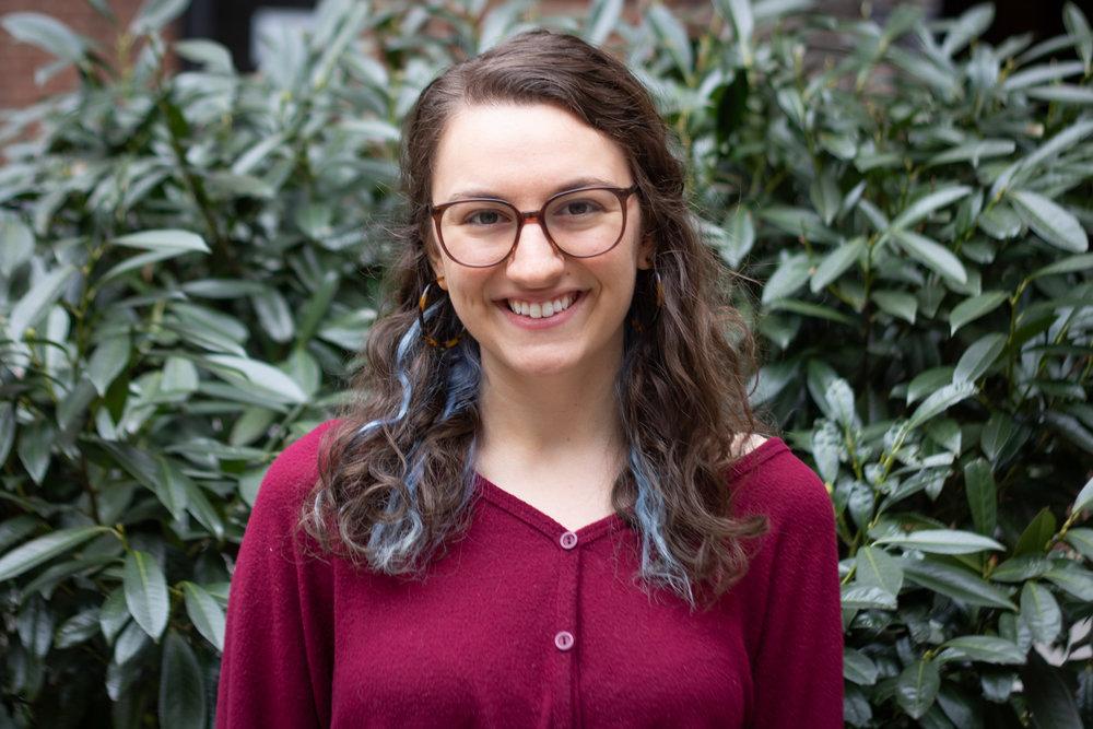 Aliya Schneider, Features Staff Writer