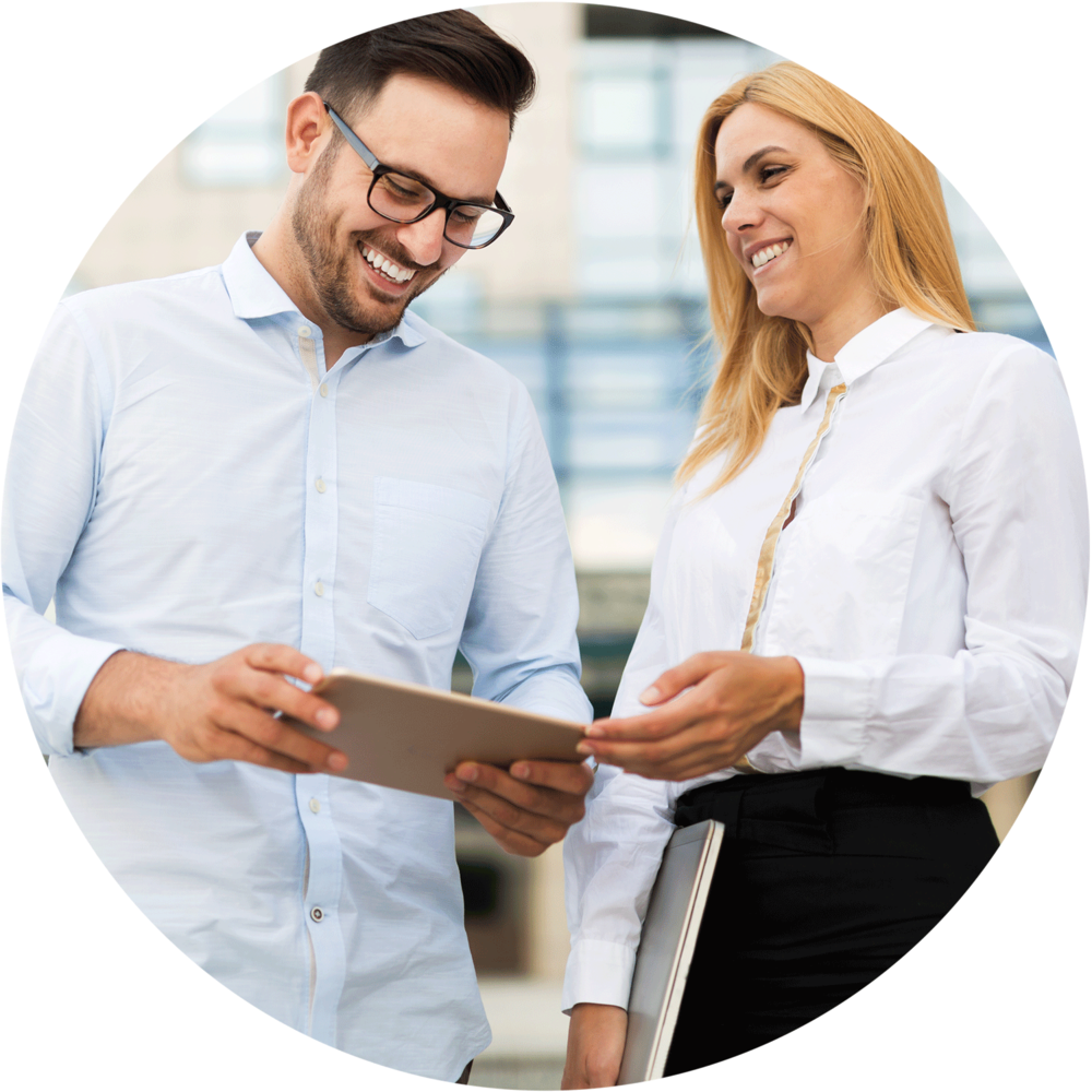 Tailored Service - Our team of experts help make lending friendly and enjoyable while our technology makes the mortgage process faster and more efficient.