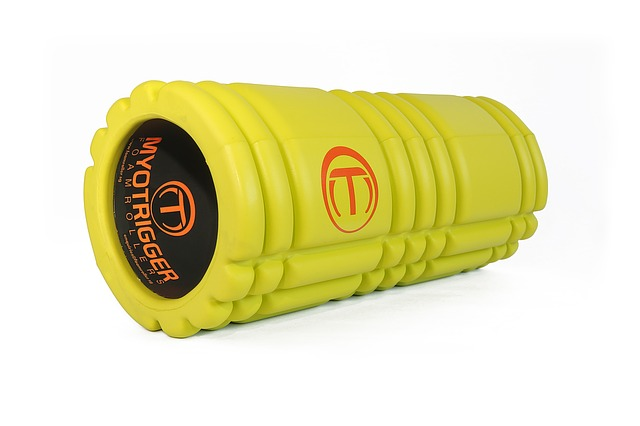 Thanks to the foam roller