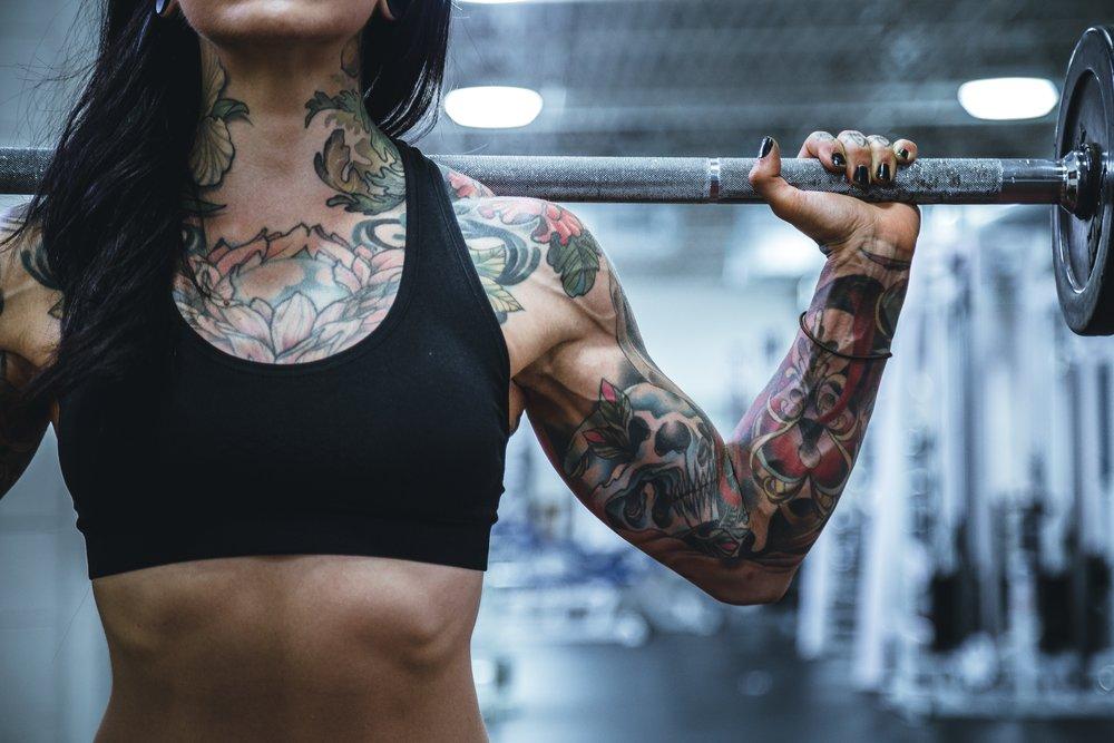 shoulder interval workout