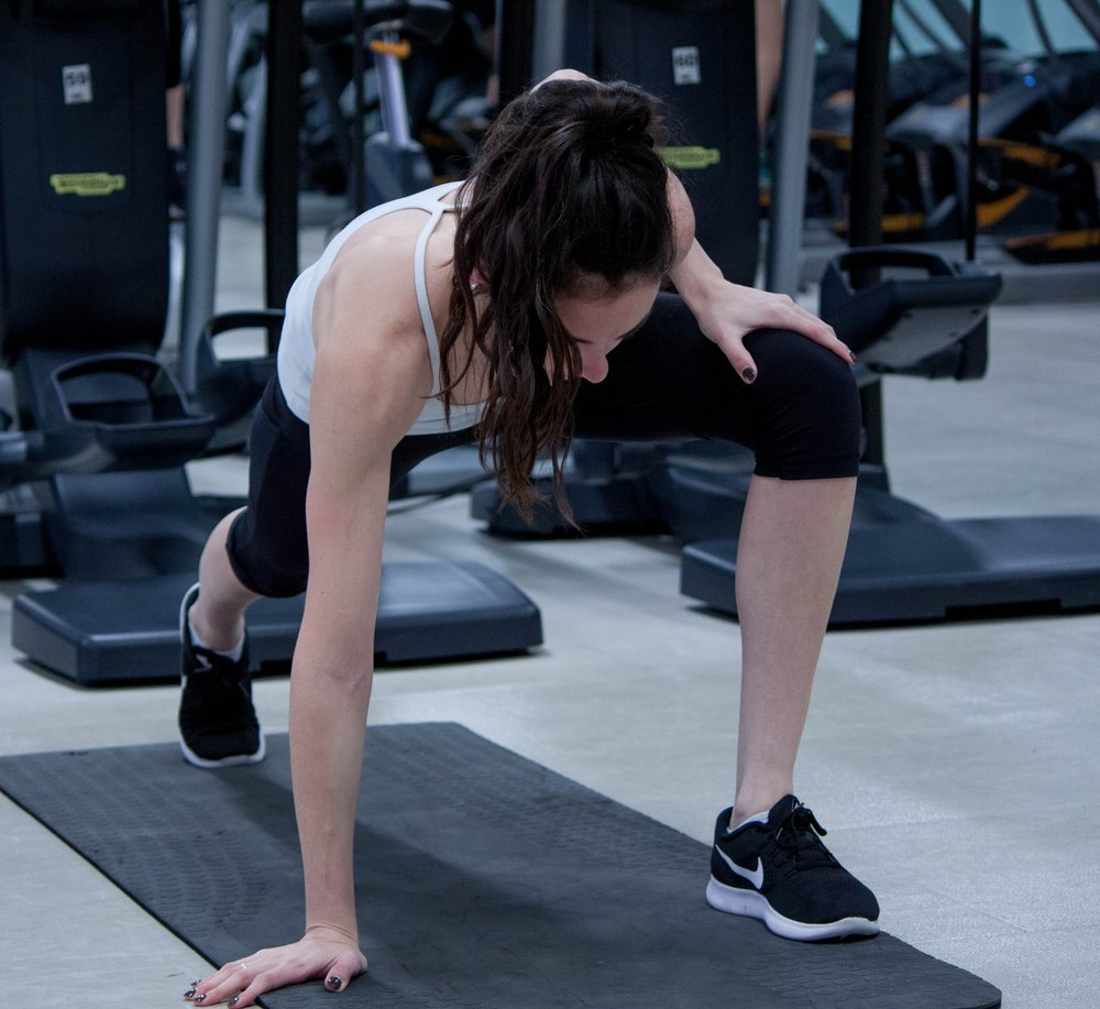 leg exercises without weights
