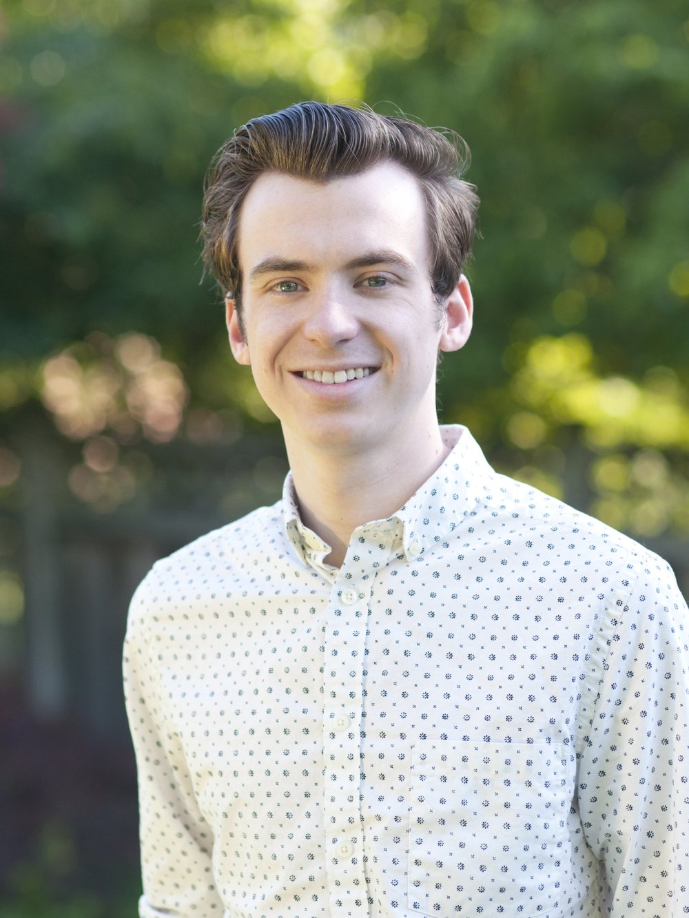 Will Henry - Communications Coordinator