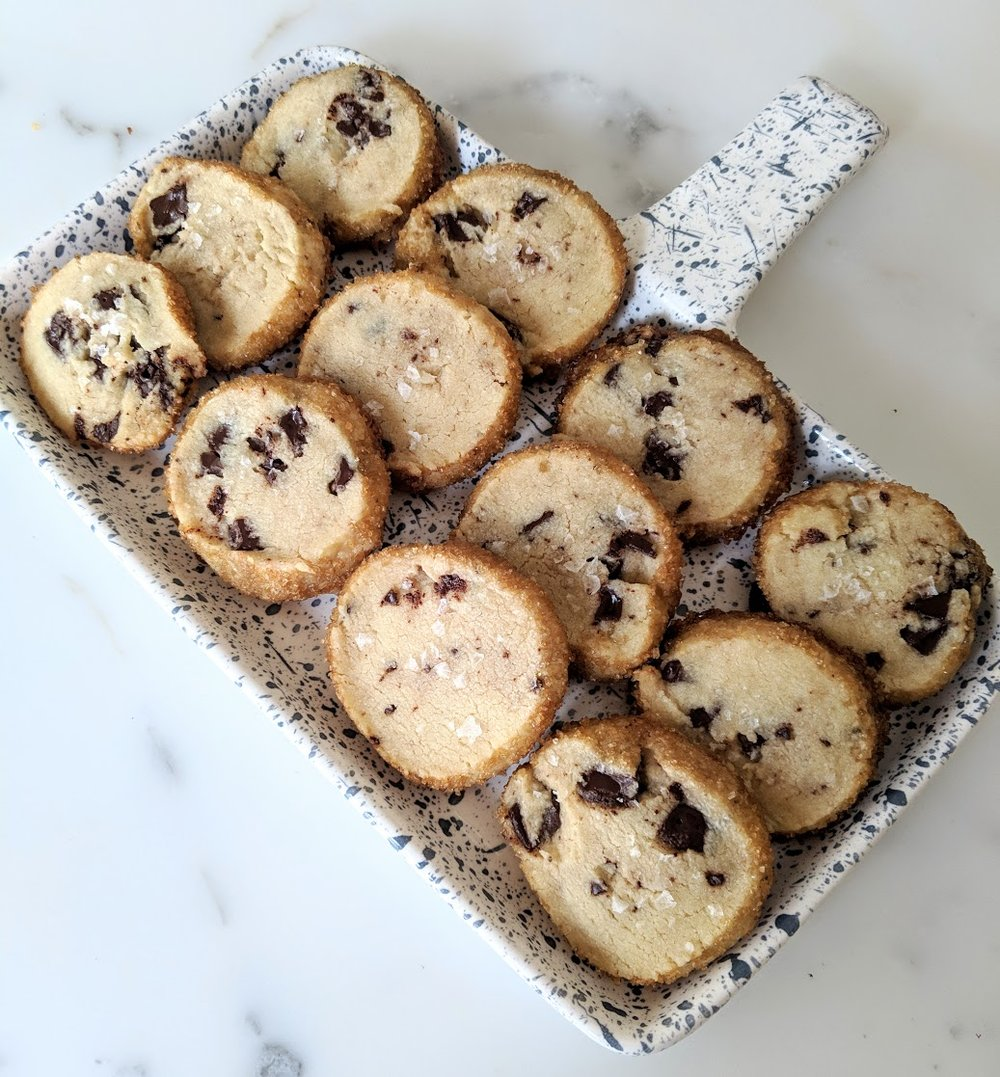 Salted Butter Chocolate Chunk Cookies