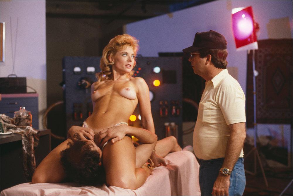 Nina, Henri and Damian, 1986