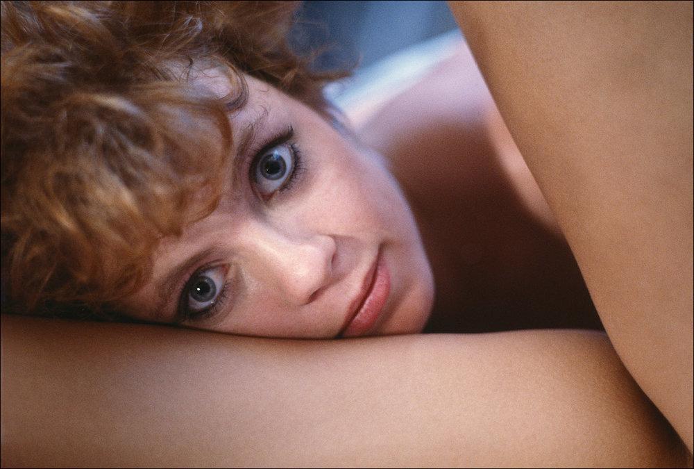 Carol Cross and Raven, 1984