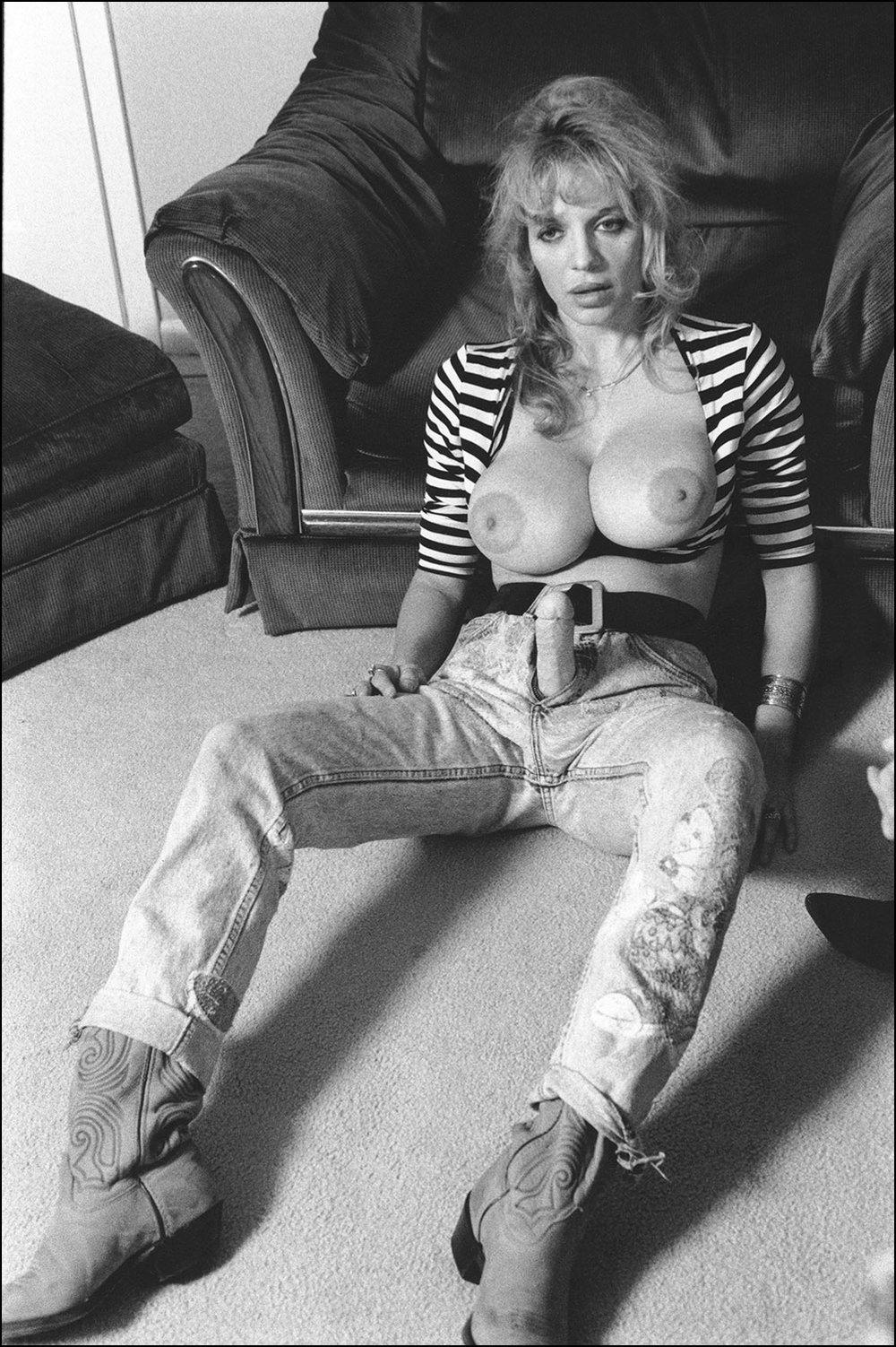 Strap on Sally, 1993