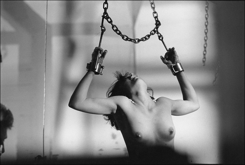 P.D. in Chains, 1992