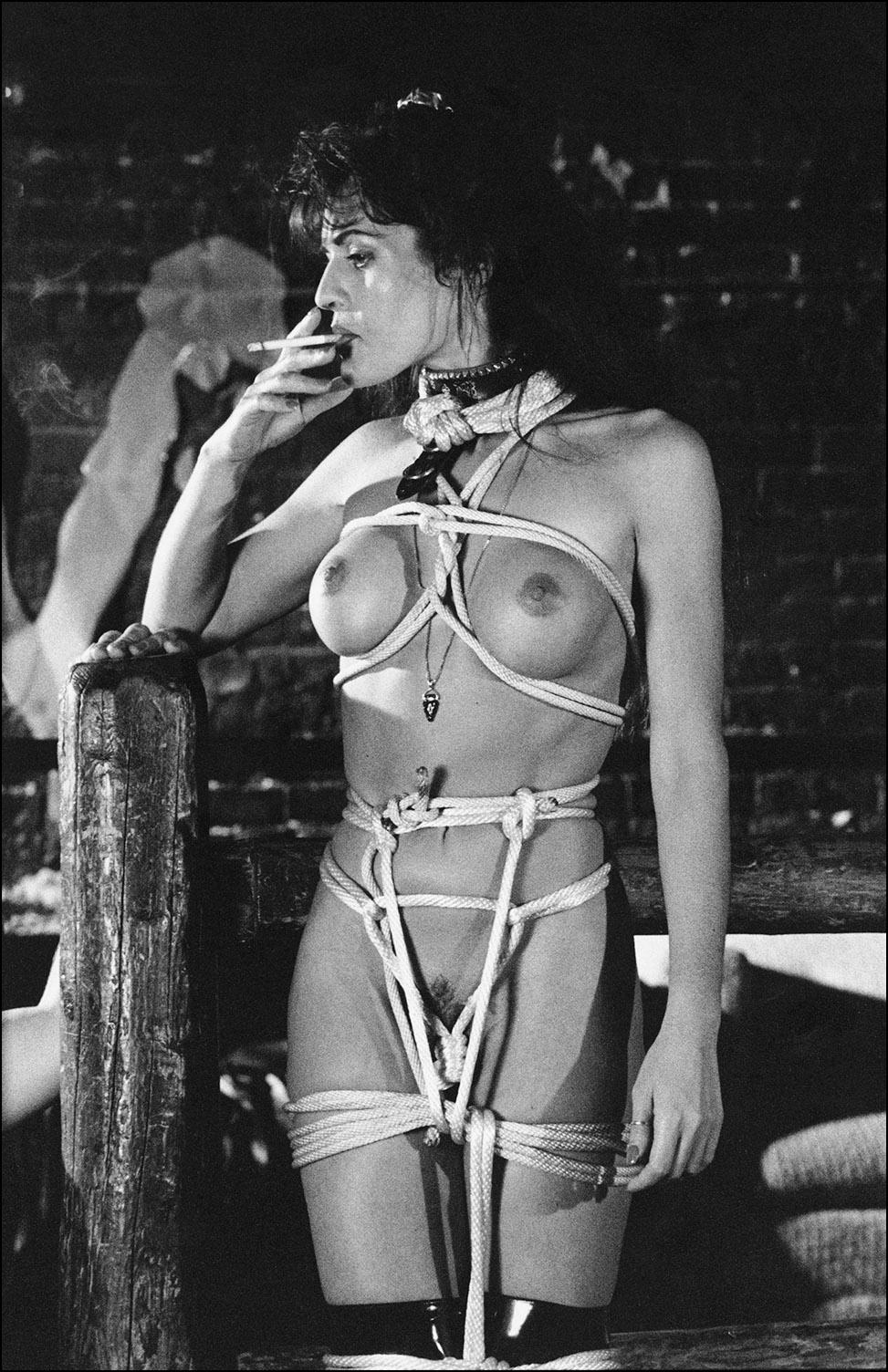 Brigitte Aime, Smoking, 1992
