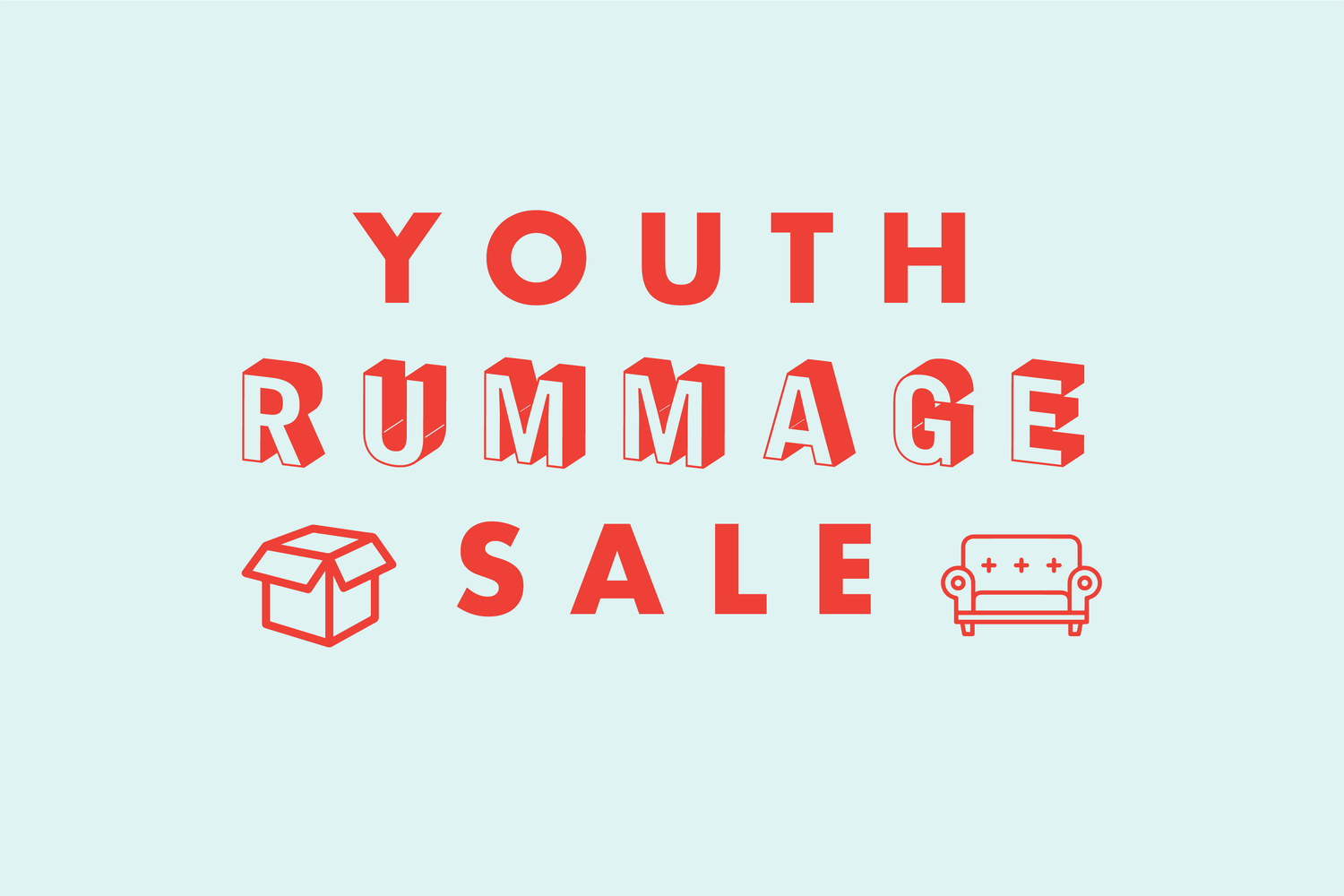 Youth Rummage Sale Fundraiser — GracePointe Church