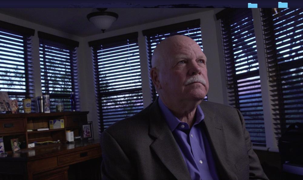 LAPD Detective Rick Jackson