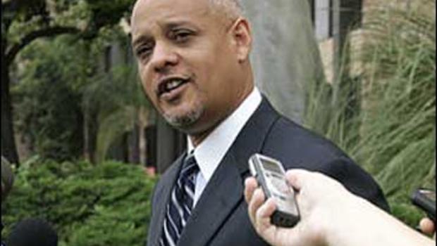 Defense Attorney Winston McKesson (photo from Winston McKesson website)