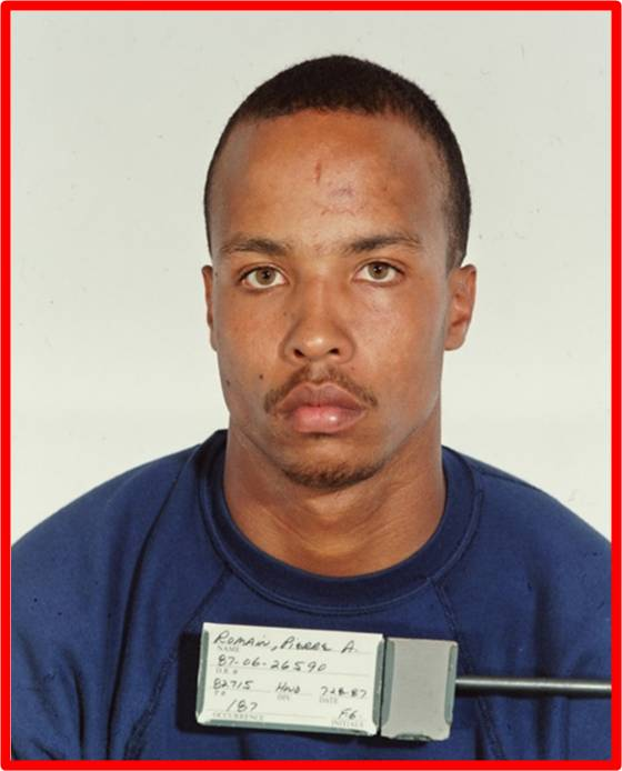 Copy of Pierre Romain, the suspect