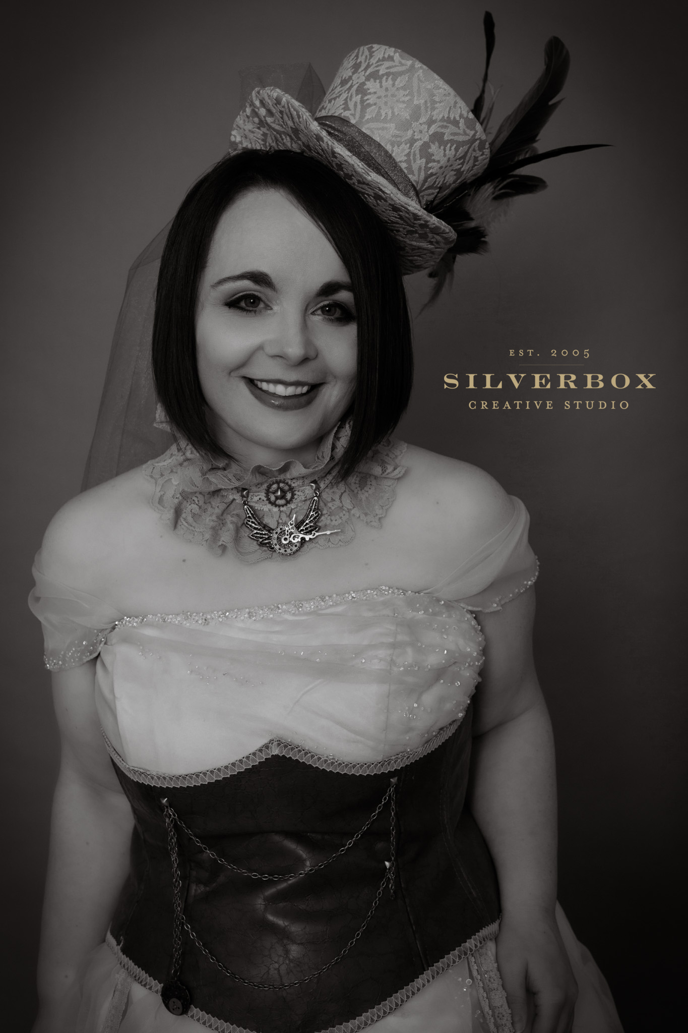 Silverbox Creative The Steampunk Project