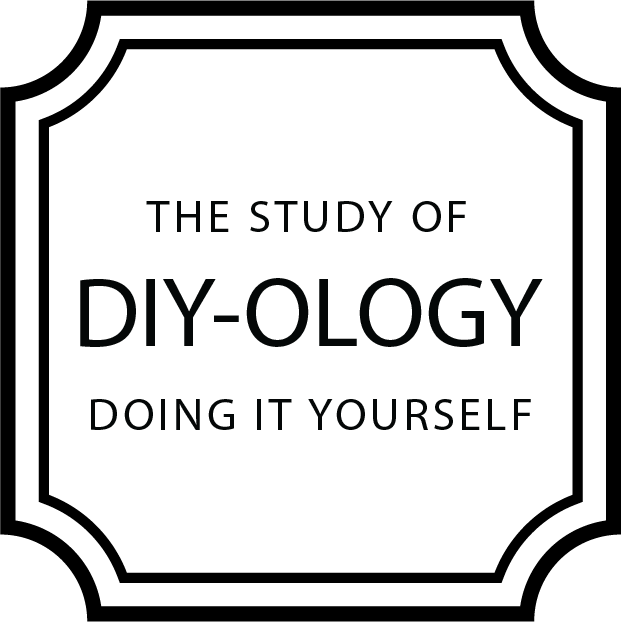 diy-ology.com - The study of doing it yourself.
