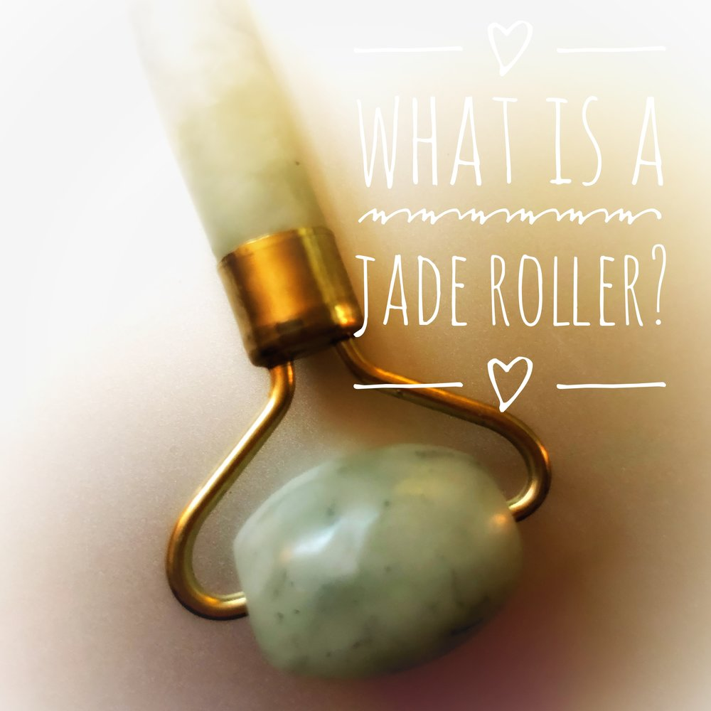 how do you use a jade roller