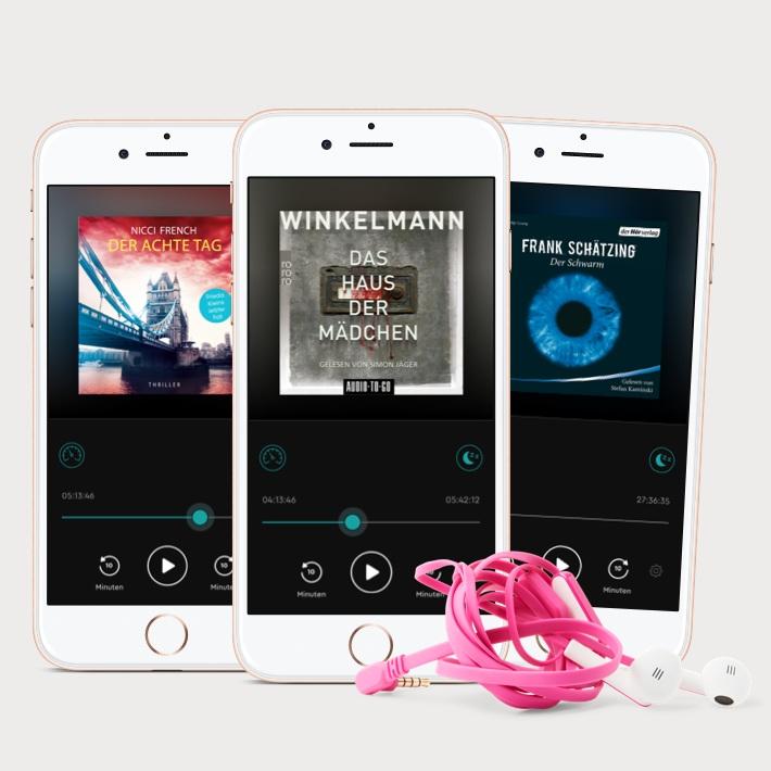 BookBeat - Damit man sich zwischen unseren spannenden Podcast Folgen nicht langweilt, sorgt BookBeat für Unterhaltung mit tollen Hörbüchern!Und für treue Schmutzige Geschäfte Hörer, gibts mit dem Rabattcode 'schmutzigegeschaefte' einen ganzen ersten Monat gratis!Jetzt direkt hier ausprobieren und tolle Hörbücher genießen!