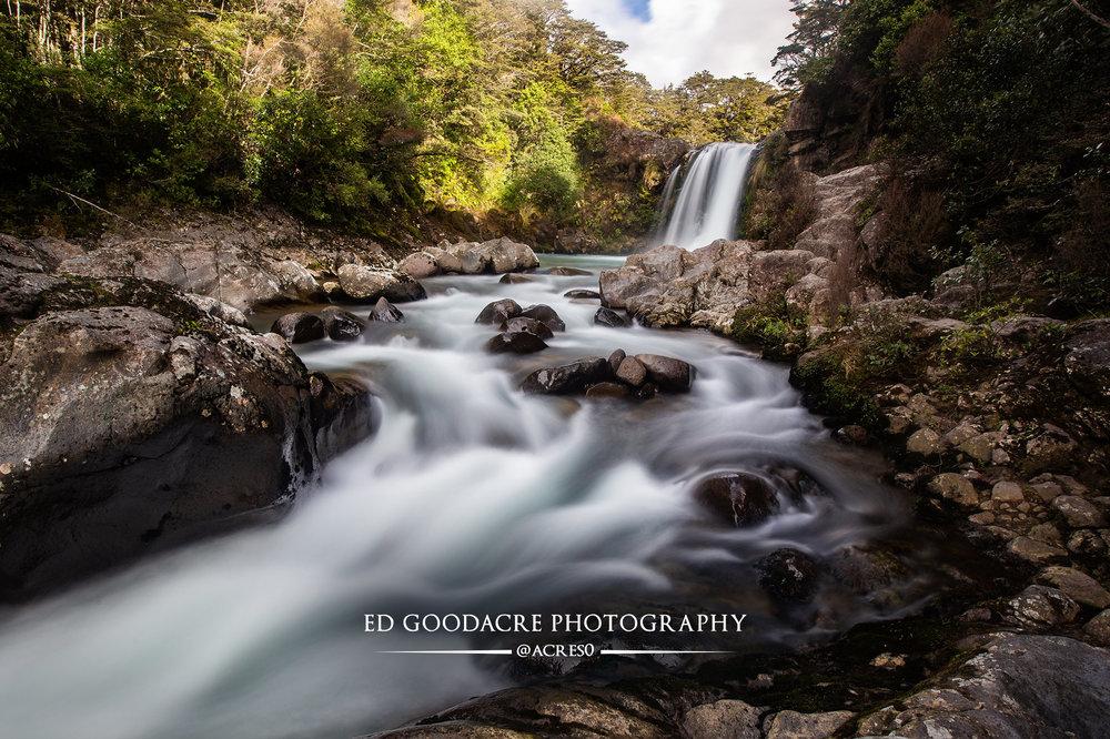Tawhai Falls Whakapapa