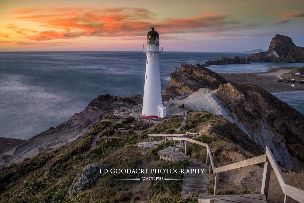 Castlepoint Lighthouse