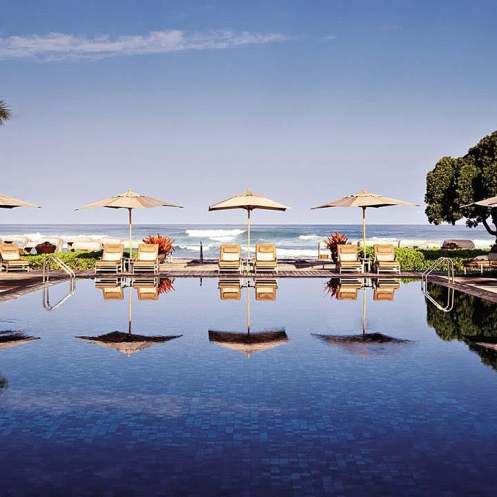 FOUR SEASONS HUALALAI -