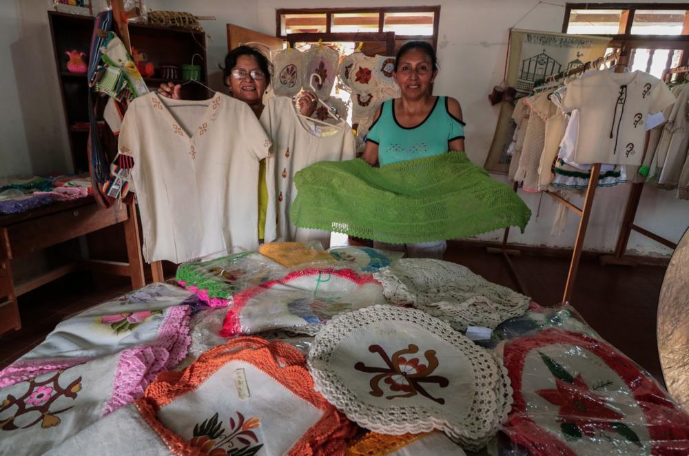 San Rafael - la cultura inscrita en los tejidos
