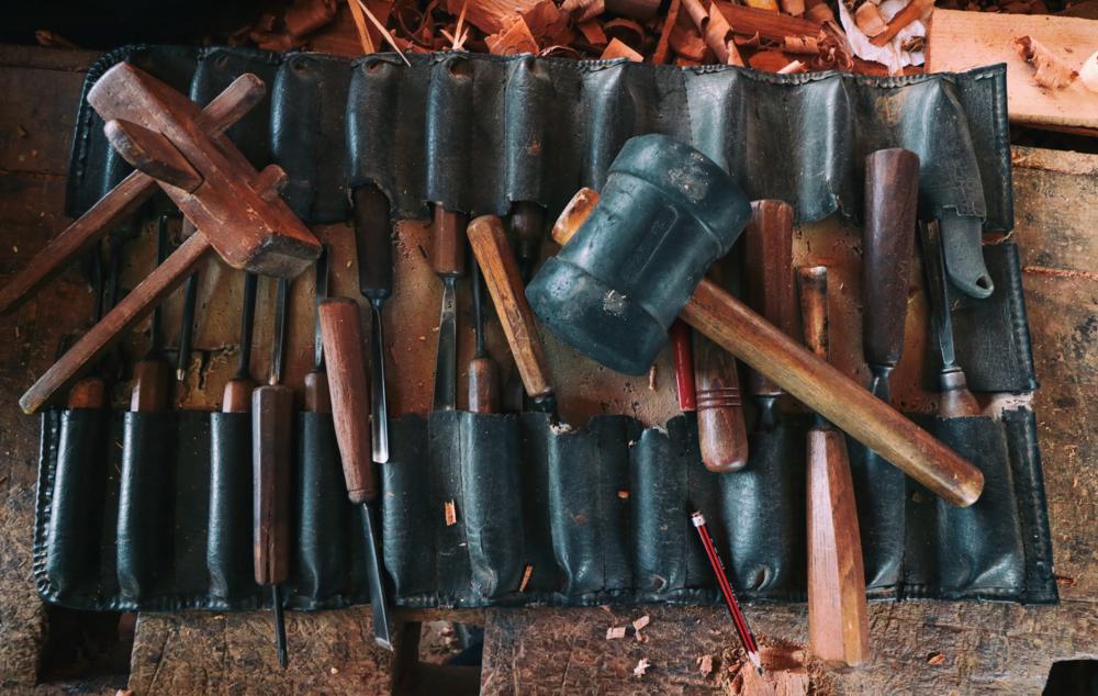 San Miguel - El arte del tallado
