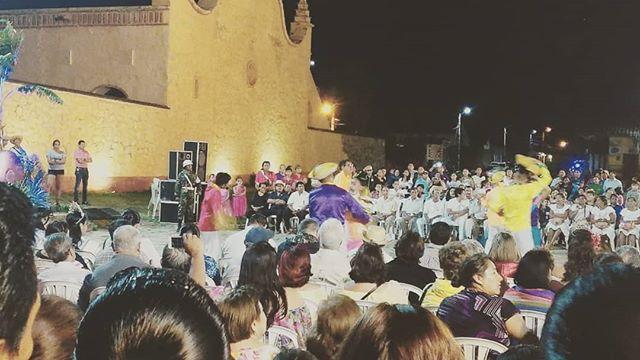 Chiquitania Viva dentro de las celebraciones del Día de la Tradición en el Complejo Misional de San Jose de Chiquitos.  #memoriaViva #historiaOral #chiquitaniaViva #diaDeLaTradición