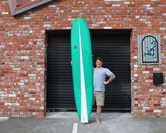 Jay's been busy working on some pretty sweet custom boards recently. Pop in any time and we'll get the ball rolling with yours. 👍🏼 #shop #shoplocal #supportlocal #shaper #surfshaper #surfboard #custom #custommade #surf #surfnz #surfingnz #summer #vibes #summervibes #christchurch #chch #chchnz #christchurchnz #sadhanasurf  #beach #sadhanasurf