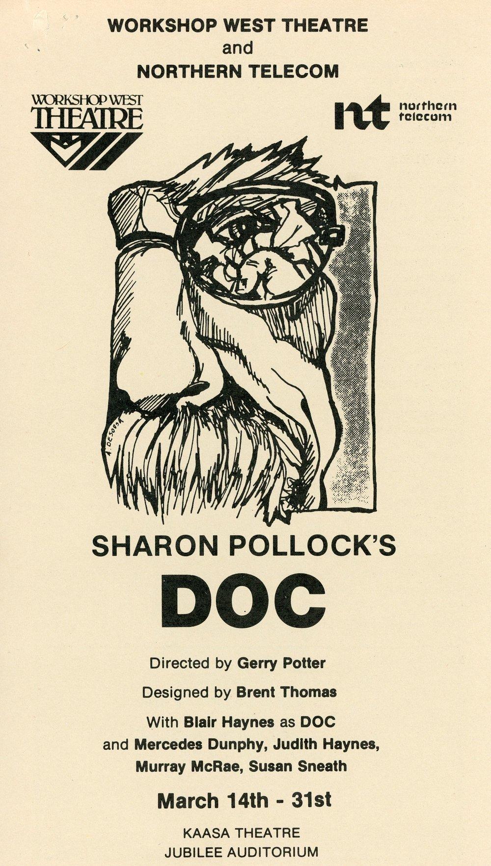 DOC (March, 1985) - Program Cover.jpg