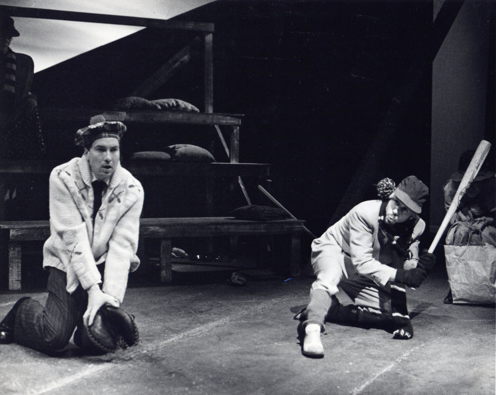 Sliding for Home (November 1987) Production Image 1.jpg