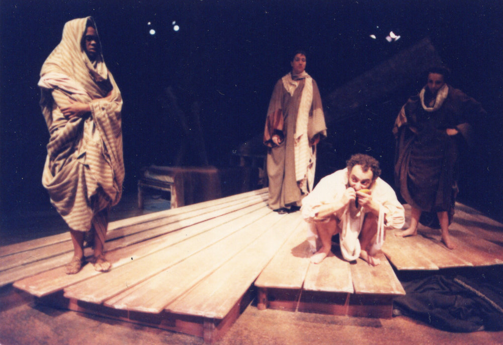 Barbarians (March, 1989) Production Image 2.jpg
