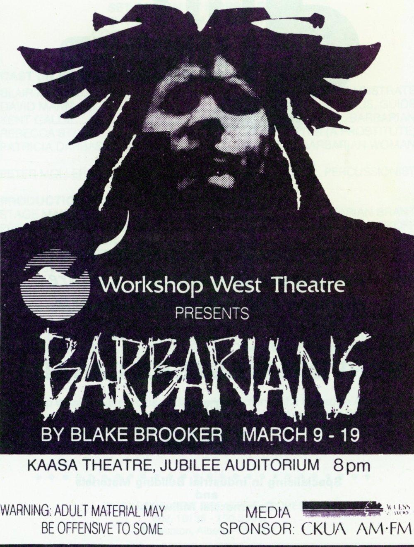 Barbarians (March, 1989)-Program Cover JPEG.jpg