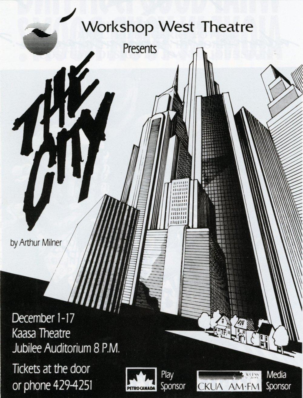 The City (December, 1989)-Program Cover JPEG.jpg