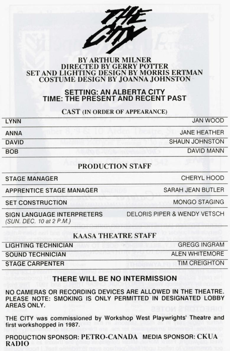 The City (December, 1989)-Program Information-page-001.jpg