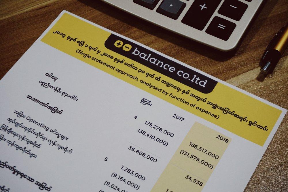 Financial Statements -