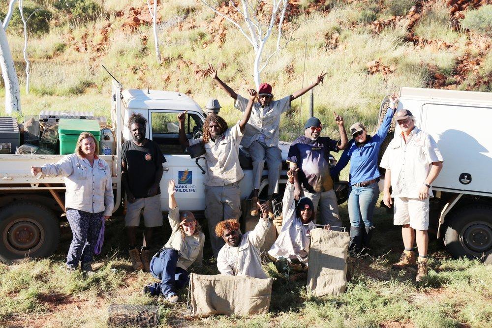 Community ranger program -